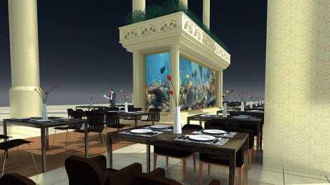 Aquarium Rendering