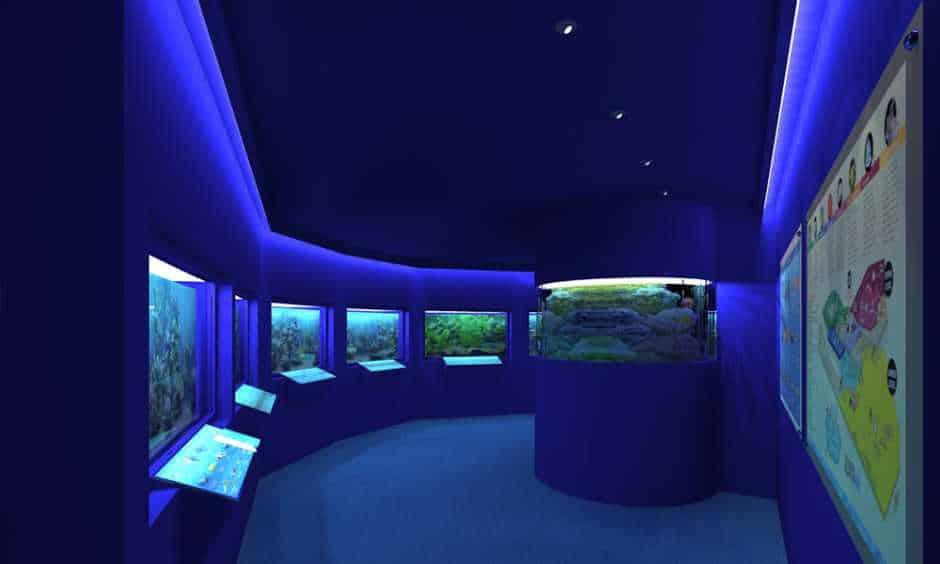 Ocean Aquarium Cyprus