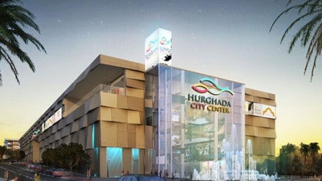 Hurghada City Center Aquarium Design Manufacture