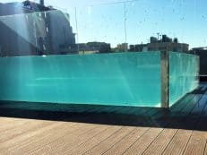 Transparent Swimming Pool Installation Company - Transparent Swimming Pool installed & waterproofed