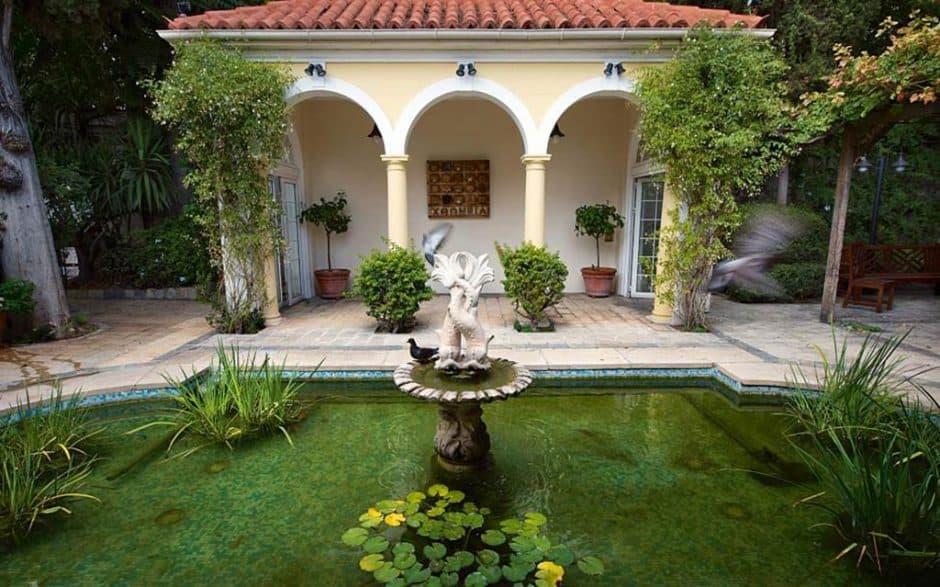 British Embassy Pond (Former Eleftherios Venizelos House)