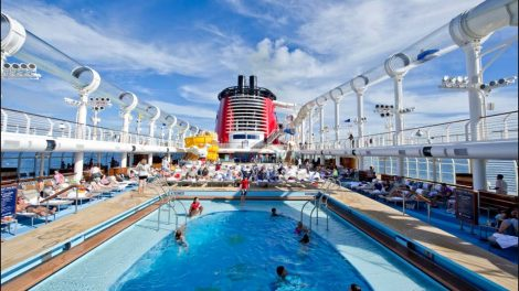 Disney Cruise Ship - Disney Cruise Ship