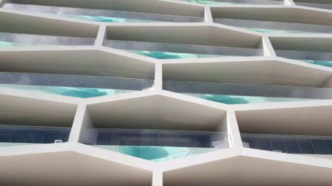 Honeycomb building swimming pools - Honeycomb building swimming pools