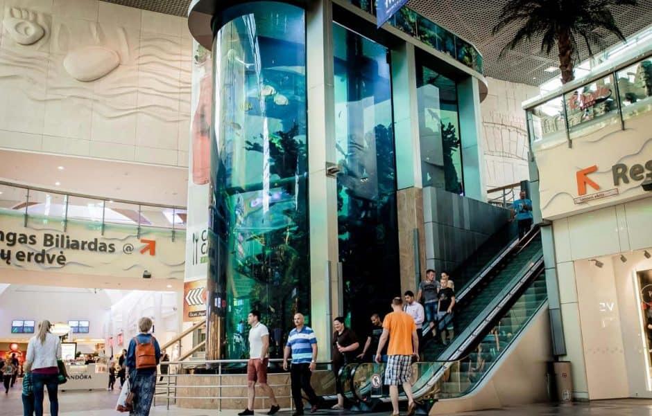 MEGA Mall Aquarium