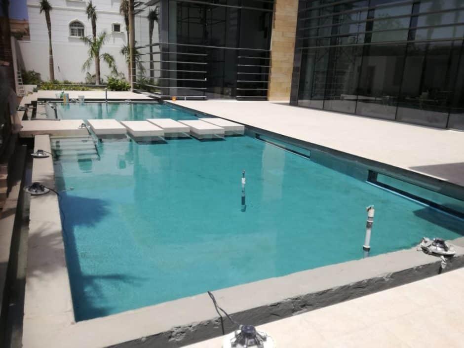 Underwater Concrete Rebates Repair & Waterproofing