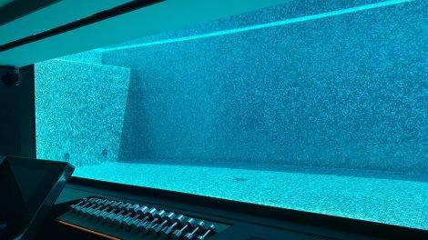 Underwater Side Pool Window - Underwater Side Pool Window