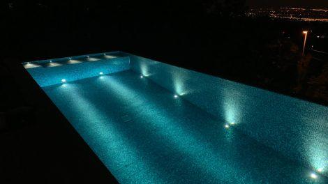 Acrylic swimming pool - Acrylic swimming pool