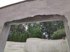 Swimming pool waterproofing and concrete rebates repair in 5 steps