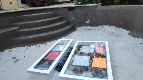 Ready acrylic panels for installation - Ready acrylic panels for installation